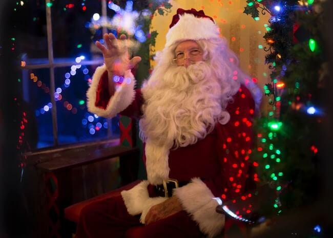 Meet Santa in Finland
